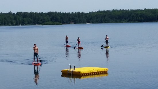 Eagle River, WI: Stand Up Paddle Boards