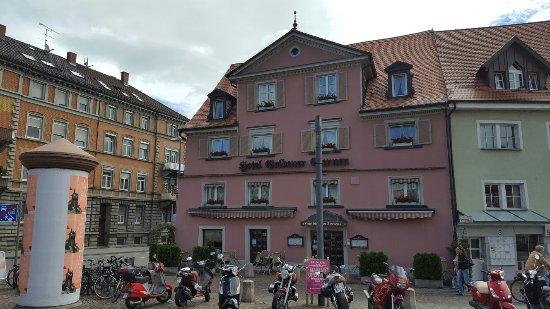 Hotel Goldener Sternen