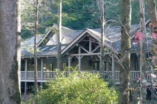 The Lodge at Smithgall Woods: Smithgall Lodge (great venue for weddings)