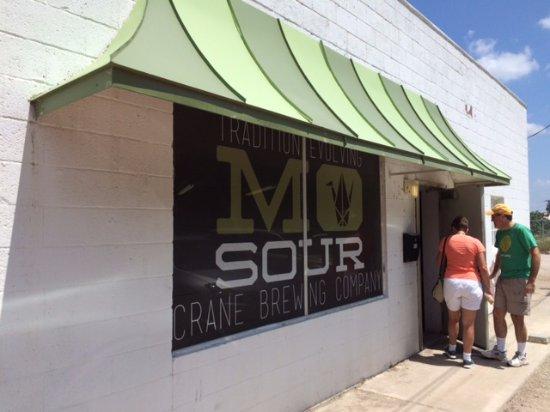 Raytown, MO: Crane Brewery