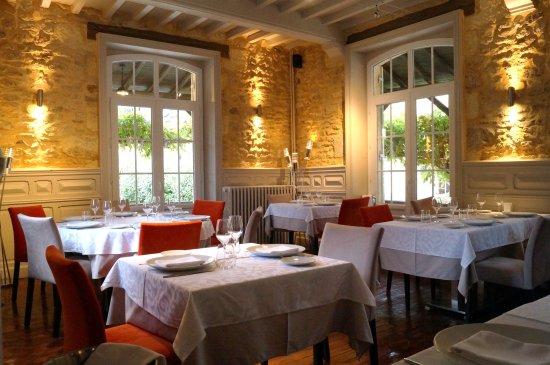 Siorac-en-Périgord, Francia: Restaurant