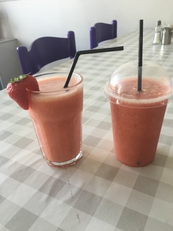Mitchelstown, Irlandia: Blueberries Bakery and Cafe