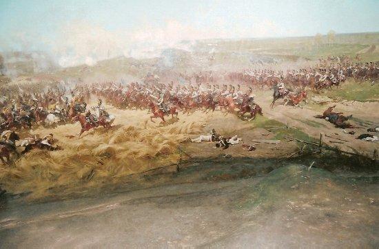 Borodino Battle Museum Panorama - Изображение Музей-панорама