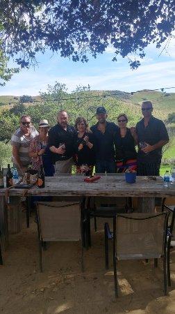 Solvang, CA: 805 wine tours