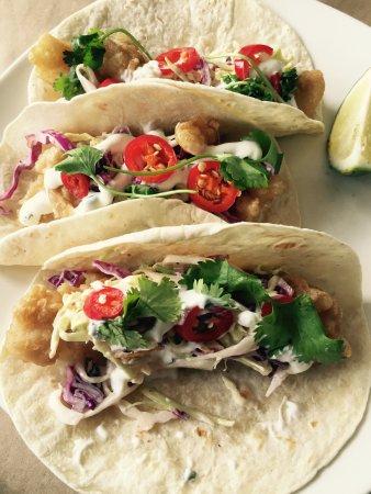 Lunenburg, Canadá: Fish Tacos