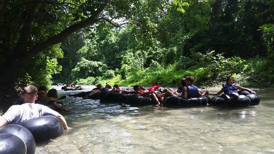 Peat Taylor Tours: White River tubing