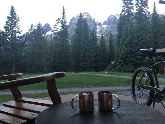 Jenny Lake Lodge: photo4.jpg