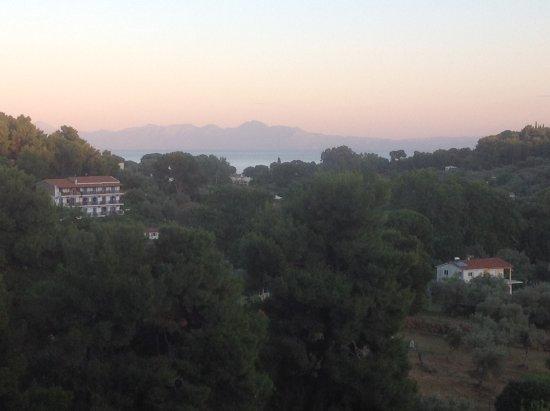 Filia Studios & Apartments: beautiful sea view from room 3