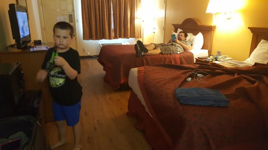 Days Inn Boerne: descent size