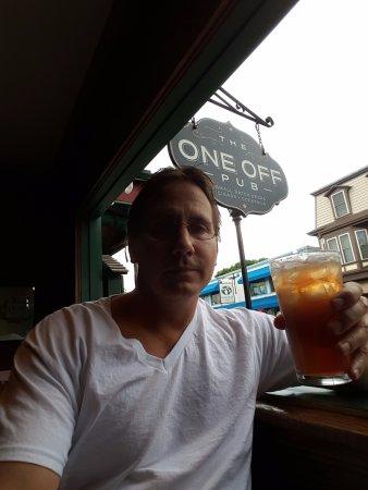 Carmen Verandah: Drinking with a view