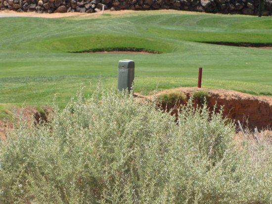 Sunbrook Golf Club: Fairway bunkers