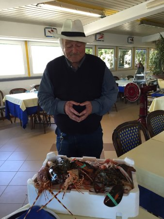 pesce fresco - Foto di Rossella, Viareggio - TripAdvisor
