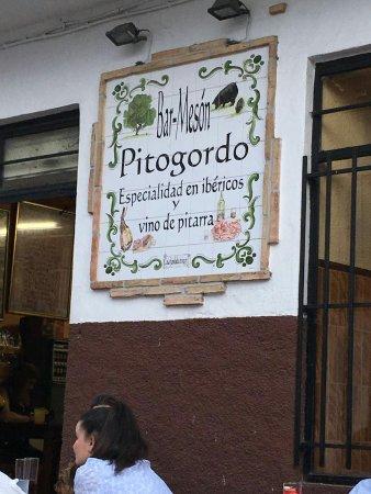 Montanchez, Spain: Pitogordo