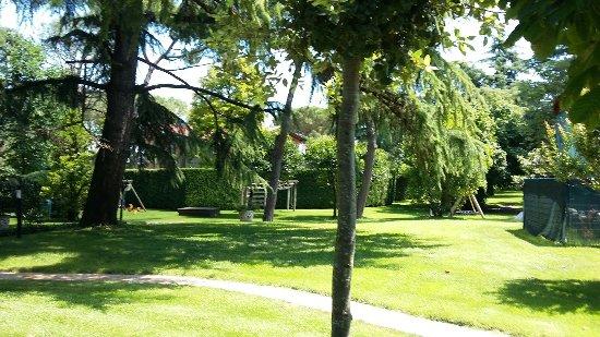 Hotel Garden Terme: Giardino