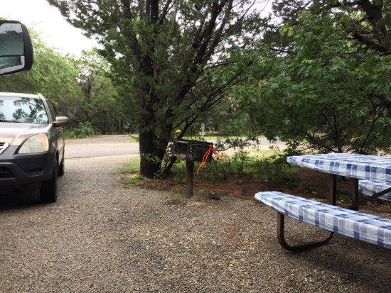Whitney, TX: Thousand trails