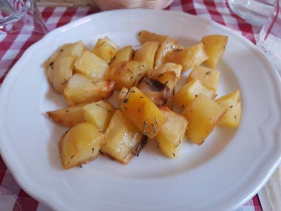 La Locanda di Tizia e Caio : Patate al forno