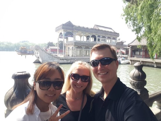 China Culture Tour Guilin One-day Tour: Last day at Summer Palace - unforgettable trip!