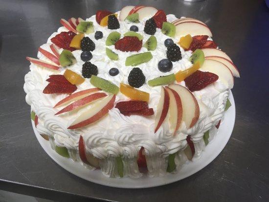 Maurizio S Ristorante Italiano Italian Fruit Cake