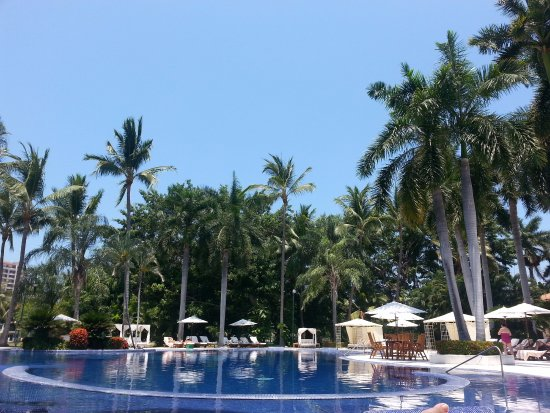 Casa Velas : The view from our cabana one afternoon!!