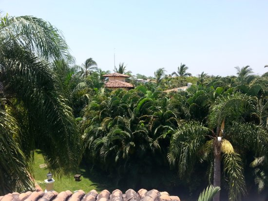 Casa Velas : The view from our room on the 3rd floor.