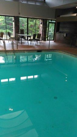 Clarks Summit, Pensilvania: Nichols Village Hotel Spa