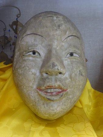 Goryo Shrine : 面(12)