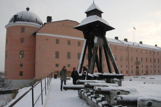 Uppsala, Sweden: Family visit