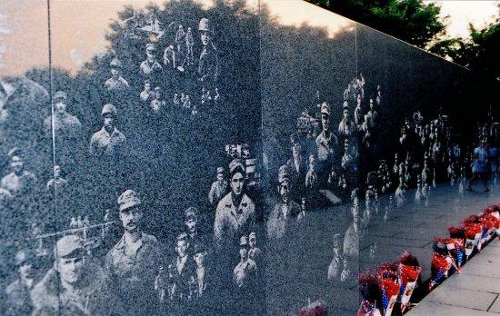 Korean War Veterans Memorial -...