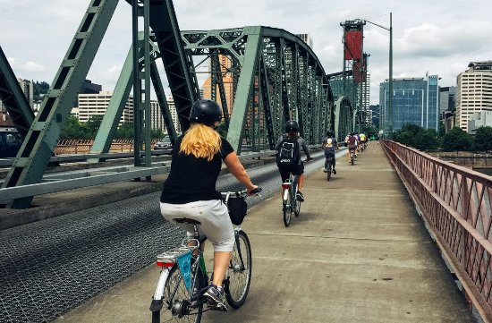 Cycle Portland Bike Tours & Rentals