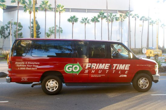 Beware with Prime Time Shuttle - Los Angeles Forum ...