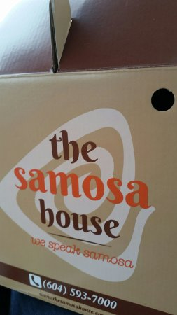 The Samosa House