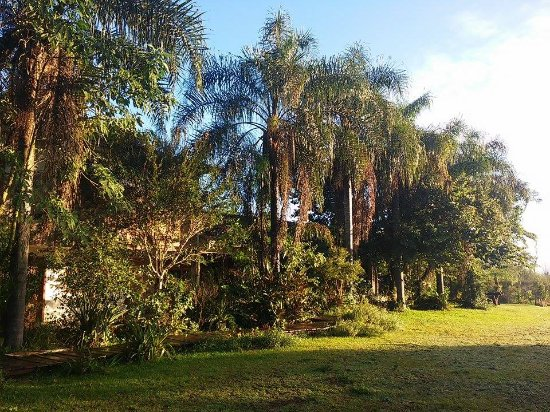 San Sebastián de la Selva: El parque