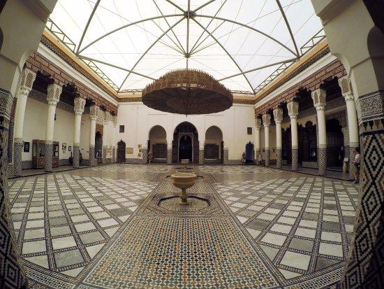 Musee de Marrakech - Fondation Omar Benjelloun