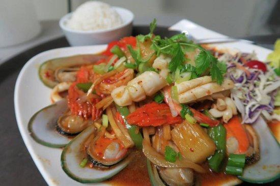 Review Of Dok Koon Thai Kitchen Freeport Me