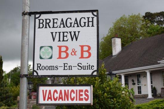 Breagagh View: got lost but eventually found it!