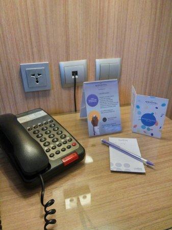 نوفوتيل سورابايا هوتل آند سويتس: Novotel Surabaya Hotel and Suites