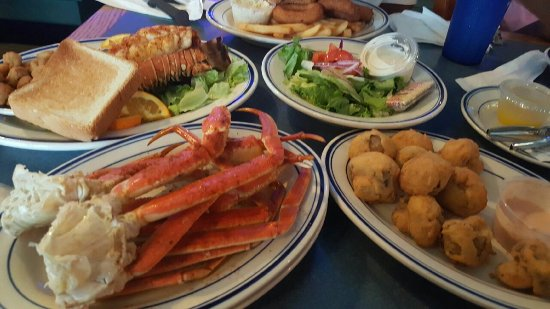 Bay Breeze Seafood Restaurant Hampton Menu Prices Reviews Tripadvisor