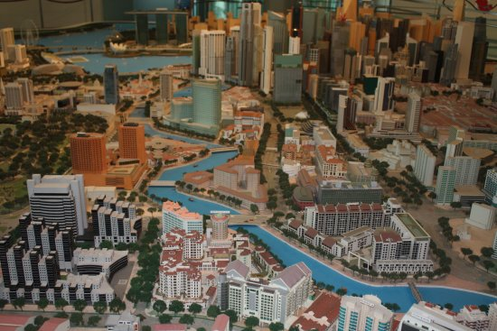 3D model of Singapore - Picture of Indie Singapore, Singapore