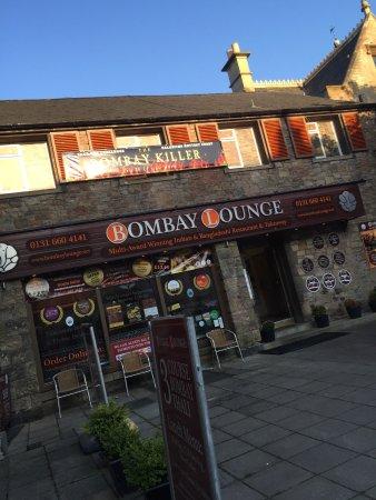 Bombay Lounge: Entrance
