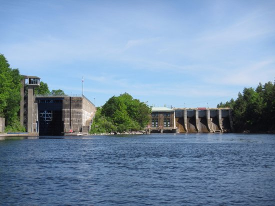 Lock 43, Swift Rapids
