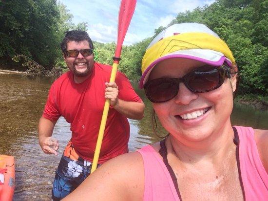 Windy's Canoes, Tubes, Kayaks & Rafts: Great trip!  Friendly helpful people!
