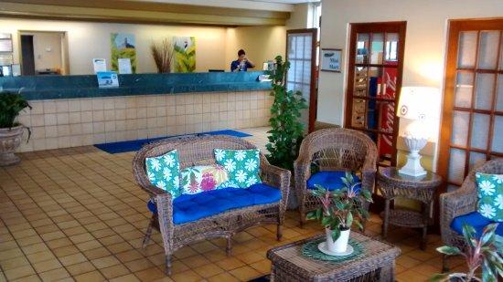 Holiday Isle Oceanfront Resort ภาพ