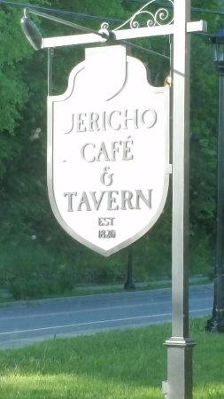 Jericho, VT: Exterior Sign