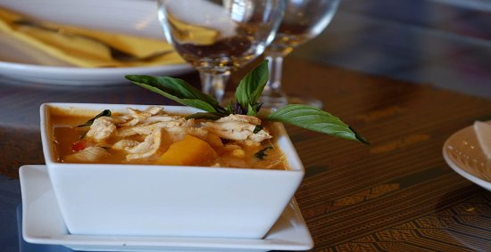 Thai Curry In A Hurry