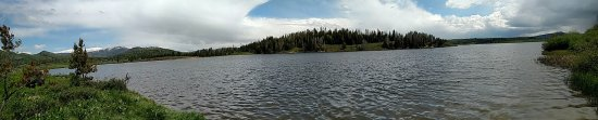 Steamboat Lake State Park Foto