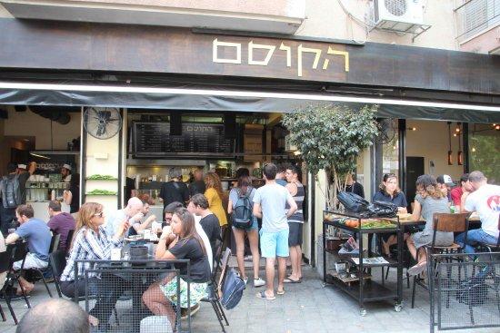 Tem Na Web - Roteiro Gastronômico em Tel Aviv