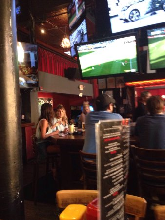 Photo of Bar Q's Billiard Club at 11835 Wilshire Blvd, Los Angeles, CA 90025, United States