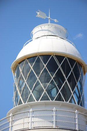Cape Naturaliste Lighthouse: Lighthouse light