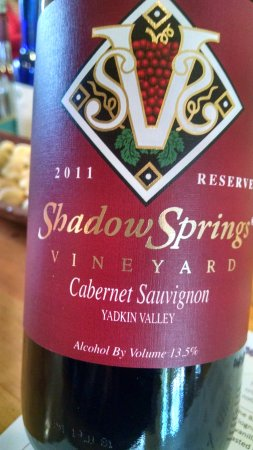 Foto de Shadow Springs Vineyard