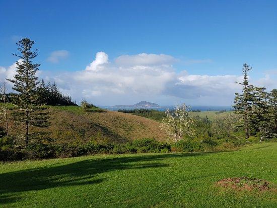 Landscape - Seaview Norfolk Island Photo